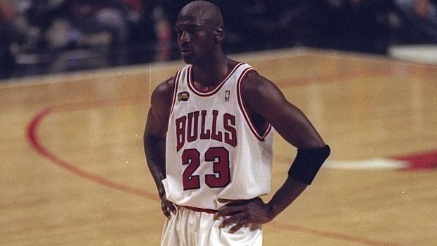 Michael Jordan: camisa com o número 23 tornou-se sua referência