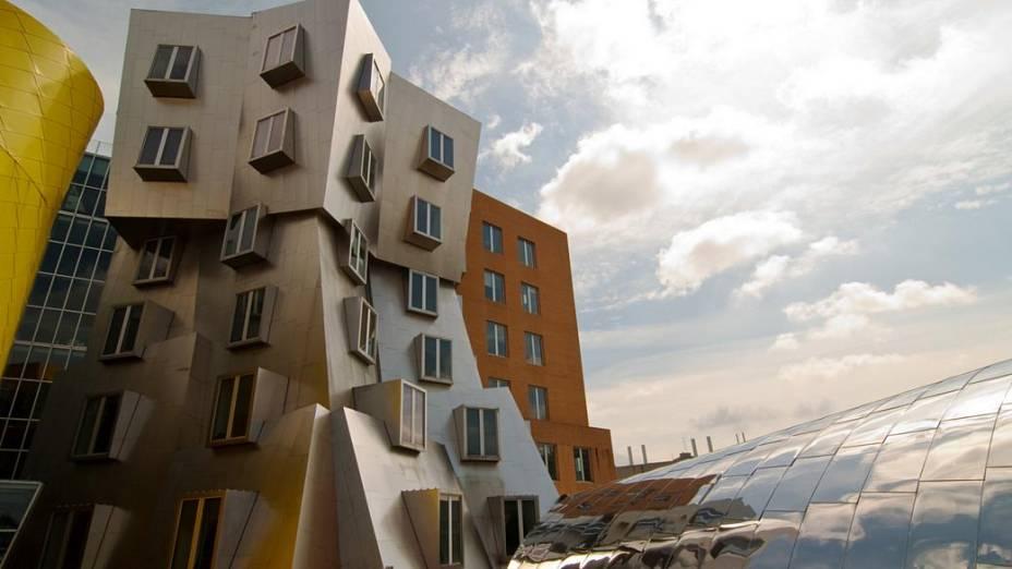 Centro Ray e Maria Stata, complexo acadêmico do MIT