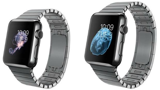 Modelo tradicional do Apple Watch