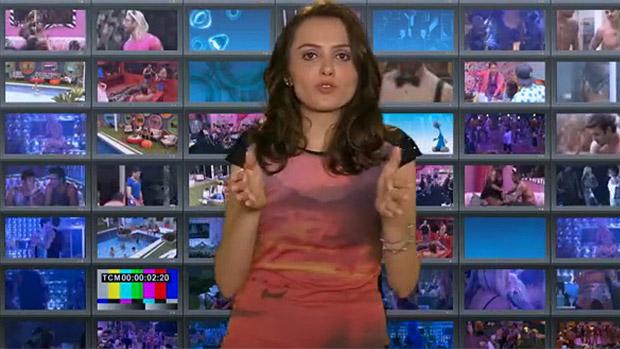 De uma sigla a outra: Monica Iozzi deixou o CQC, na Band, para virar repórter do BBB14, na Globo