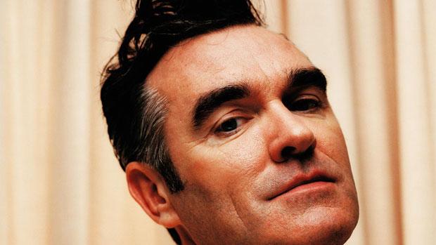 O cantor Morrissey, ex-vocalista da banda The Smiths