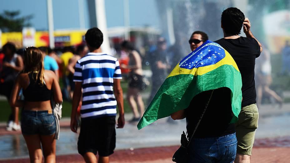 Movimentação no terceiro dia de Rock in Rio 2013