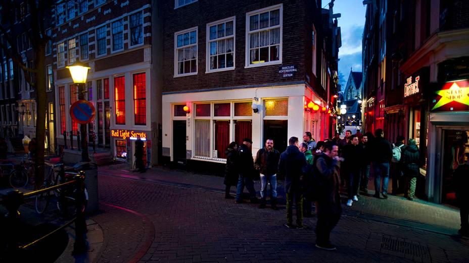 Amsterdã abre o primeiro museu da prostituição do mundo