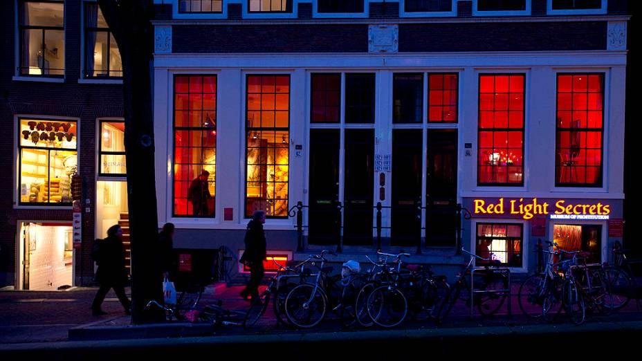 Amsterdã inaugura o primeiro museu da prostituição do mundo
