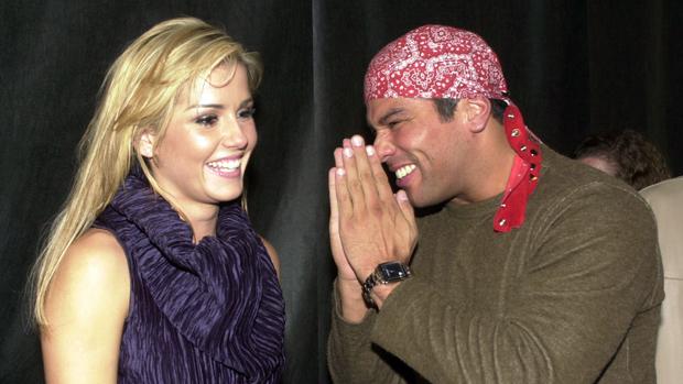 Deborah Secco com Maurício Mattar
