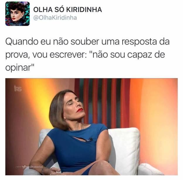 """""""Não sou capaz de opinar"""", a nova resposta padrão do brasileiro"""