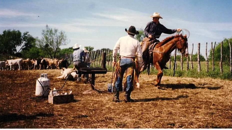 """Nascido no Texas, Chris Kyle se define como """"um cowboy de coração"""""""