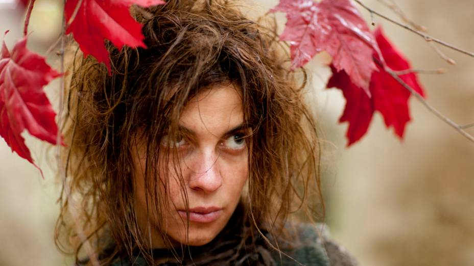 Natalia Tena como Osha, na série Game of Thrones, da HBO