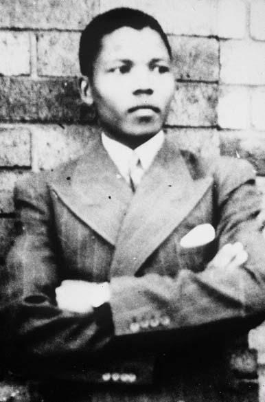 1960 - Nelson Mandela