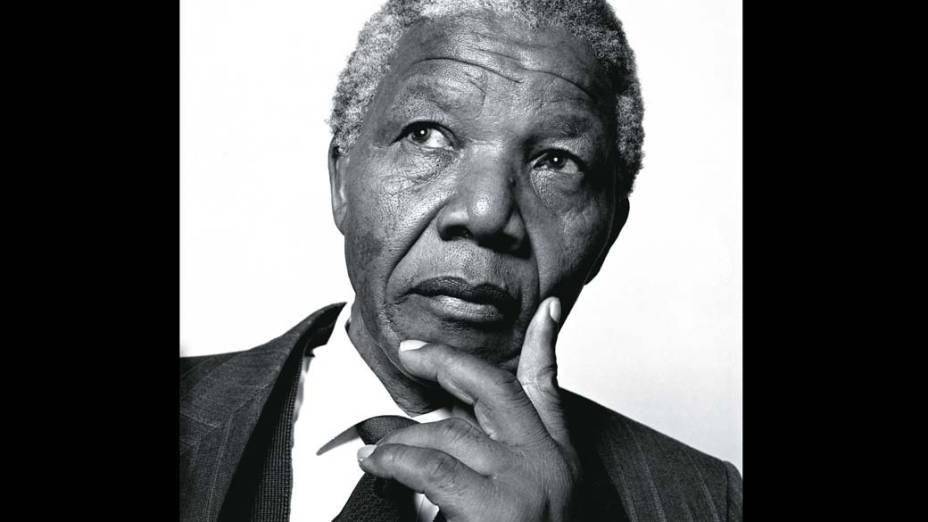 1990 - Nelson Mandela