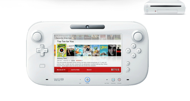 Netflix levará conteúdo extra ao Wii U, da Nintendo
