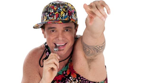 O cantor Netinho