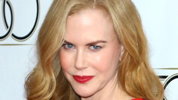 A atriz Nicole Kidman