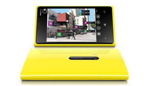 Lumia 920 é o primeiro smartphone da Nokia com Windows Phone 8