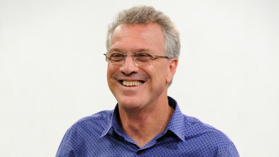 O apresentador Pedro Bial