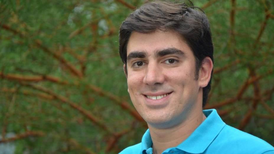 O humorista Marcelo Adnet vai atuar em O Dentista Mascarado, na Globo