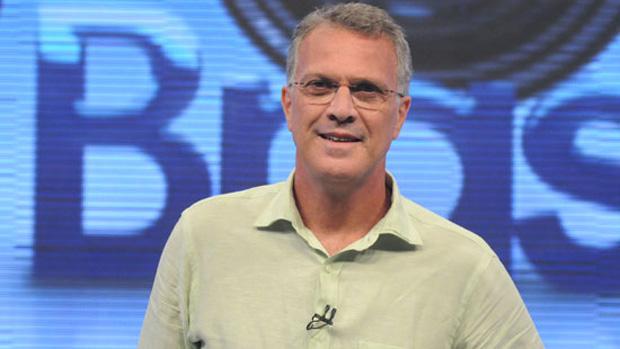 O jornalista Pedro Bial, apresentador do BBB, costuma presentear o programa com as suas pérolas