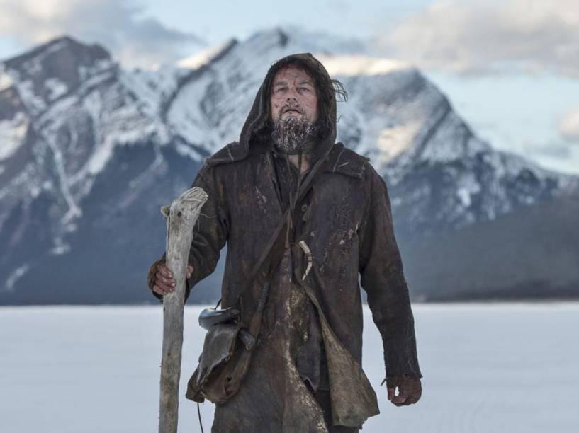 O Regresso, principal indicado ao Oscar 2016, traz cenários marcantes e boa atuação de Leonardo DiCaprio