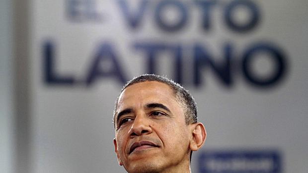 O presidente americano Barack Obama em evento na Universidade de Miami
