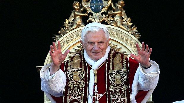 Papa Bento XVI chegará a Cuba após uma breve visita ao México