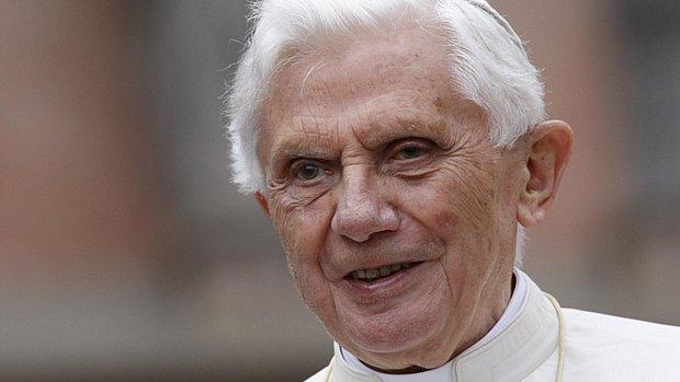 O papa Bento XVI recebeu, em Berlim, representantes do Islã