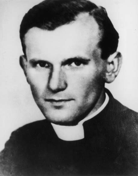 1948 – Karol Wojtyla ainda padre na Polônia