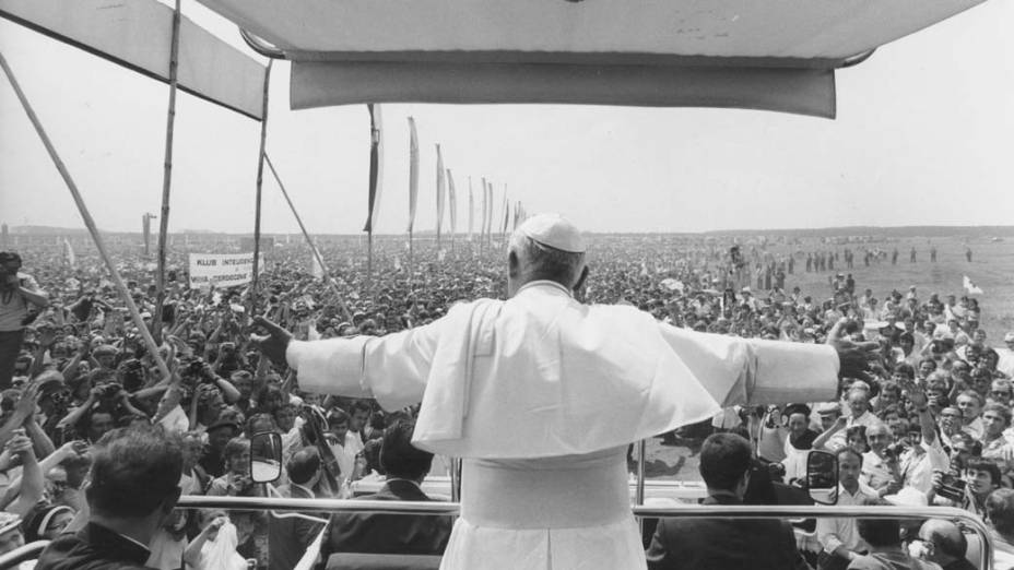 1979 – Papa João Paulo II na Polônia