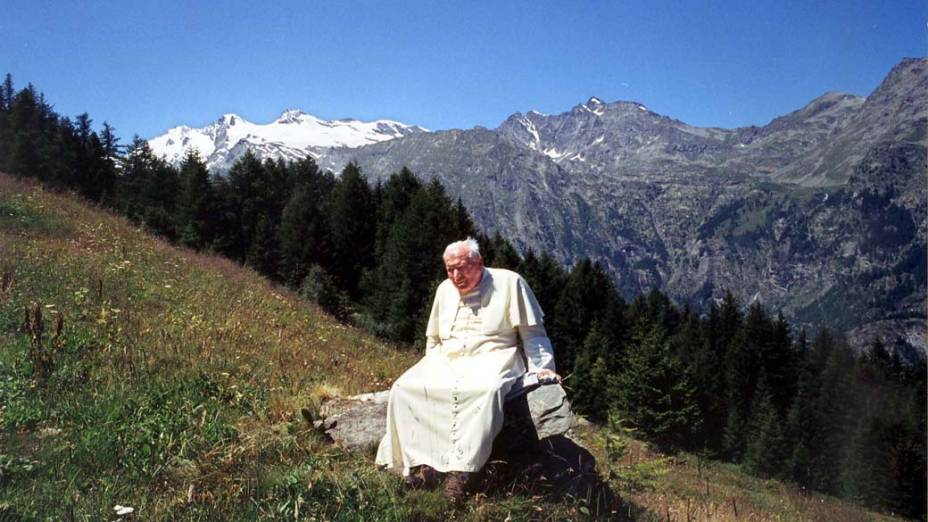 2000 – Papa João Paulo II no Vaticano