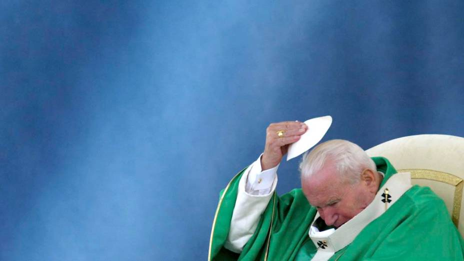 2004 – Papa João Paulo II na Itália