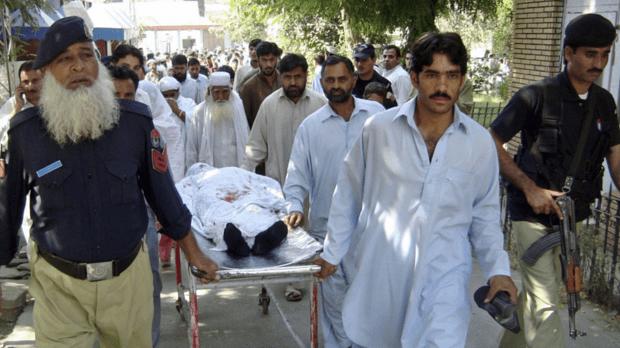 A ativista Malala Yusufzai, de 14 anos, que foi atacada pelo Talibã no Paquistão (09/10/2012)