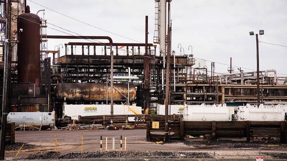 Refinaria de Pasadena, no Texas, foi comprada pela Petrobras em 2006