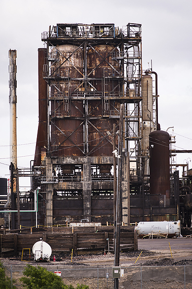 Refinaria Pasadena comprada pela Petrobrás no Texas (EUA)