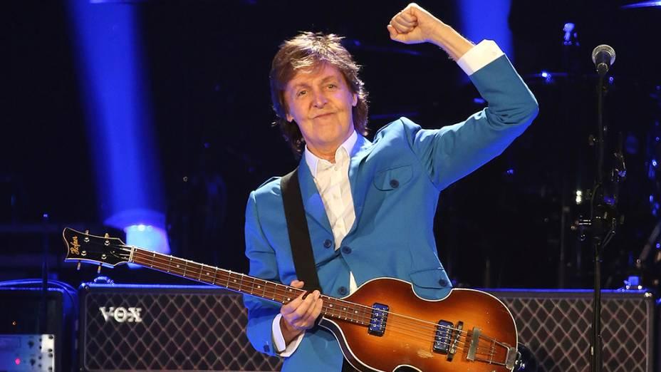 O ex-Beatle Paul McCartney é contra a independência e assinou uma declaração com outras celebridades em que argumenta que é melhor a Escócia permanecer junto com o restante do Reino Unido