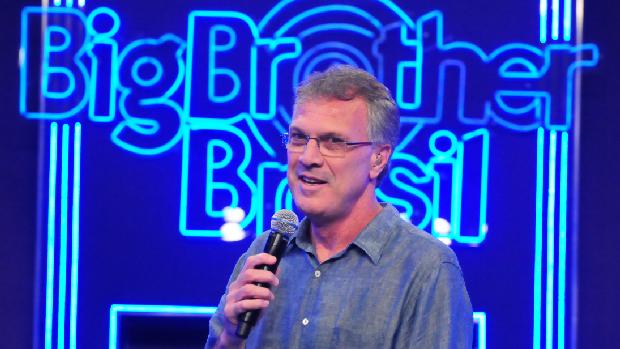 Pedro Bial no BBB12