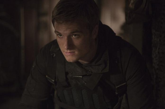 Peeta (Josh Hutcherson) em Jogos Vorazes: A Esperança - O Final