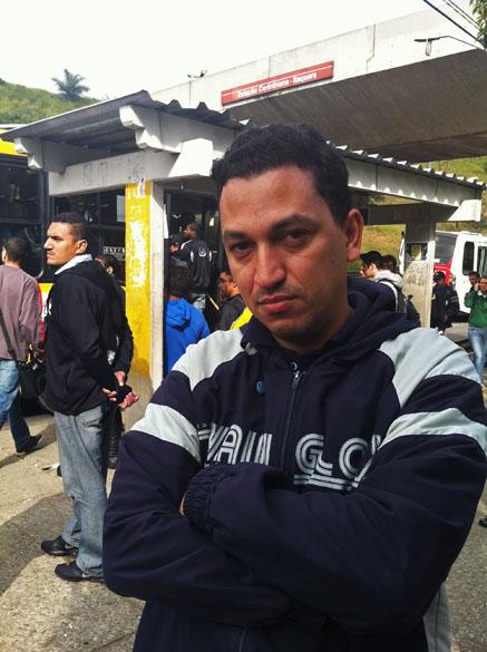 Cristian Cerdeirinha, 29 anos, tradutor
