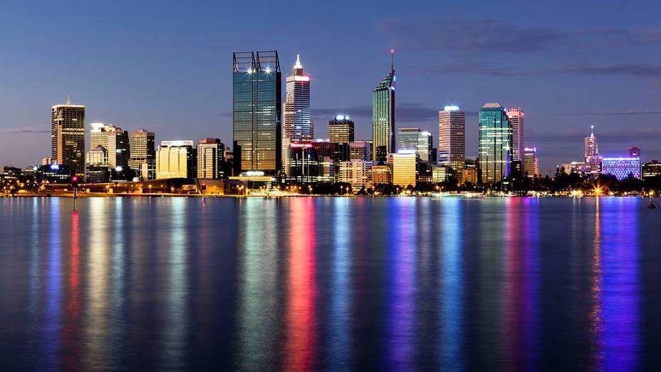 Uma das três maiores cidades australianas, Perth tem nota máxima em saúde, educação e infraestrutura.