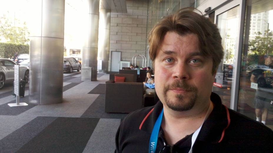 Petri Järvilehto, presidente executivo de games da Rovio