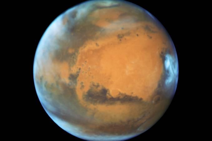 Há possibilidade de vida em Marte?