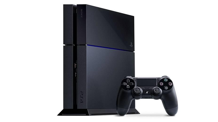 O PlayStation 4 revelado: jogos usados e conexão à internet dispensada
