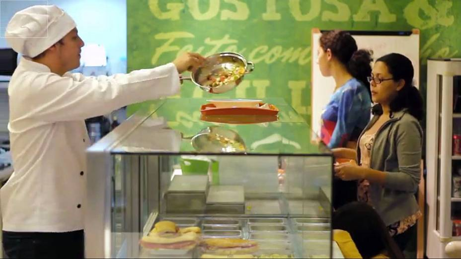 Fábio Porchat no vídeo Spoleto