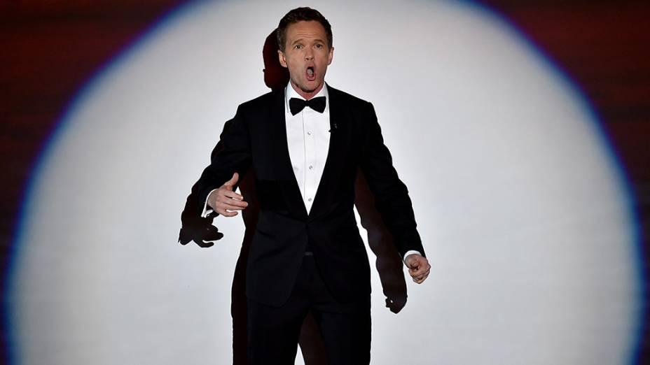 Neil Patrick, anfitrião do Oscar 2015