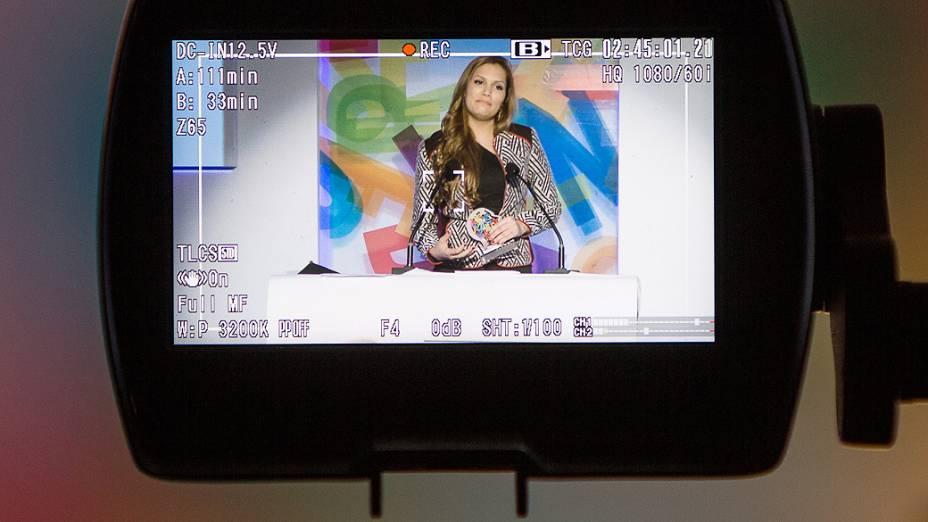 Lorrana Scarpioni, vencedora do Prêmio Jovens Inspiradores 2013