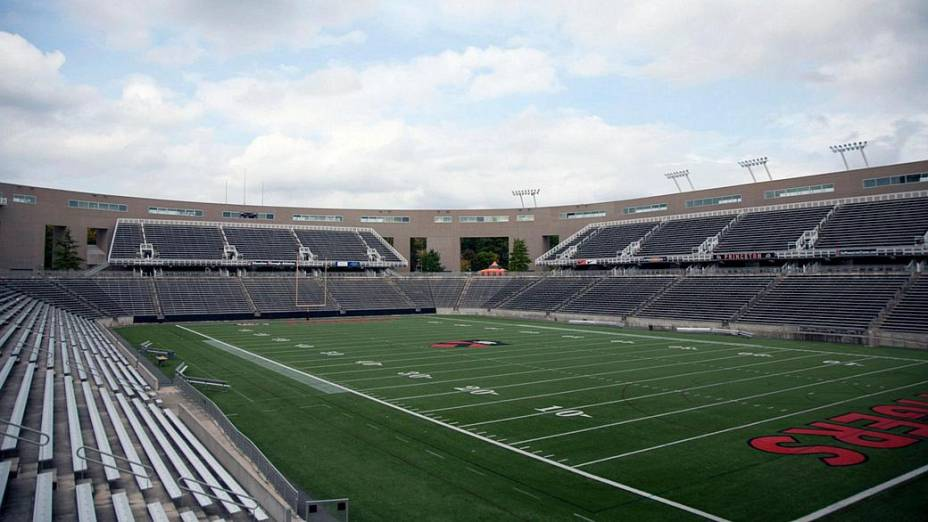 Estádio de futebol americano da Universidade Princeton