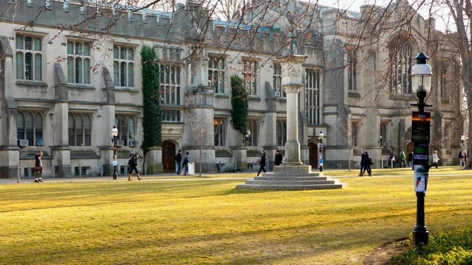 Universidade Princeton, nos Estados Unidos - 6º lugar no ranking do THE