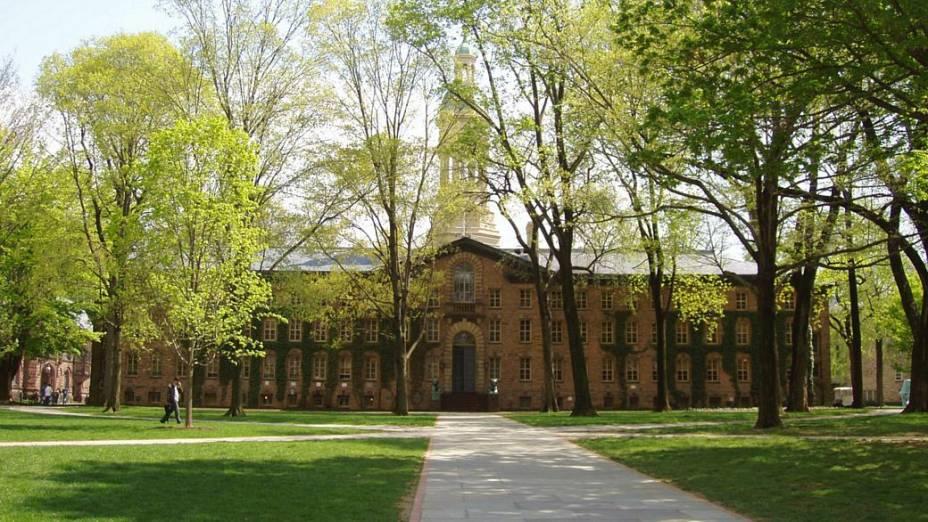 Universidade Princeton, nos Estados Unidos - 7º lugar no ranking de reputação da revista THE