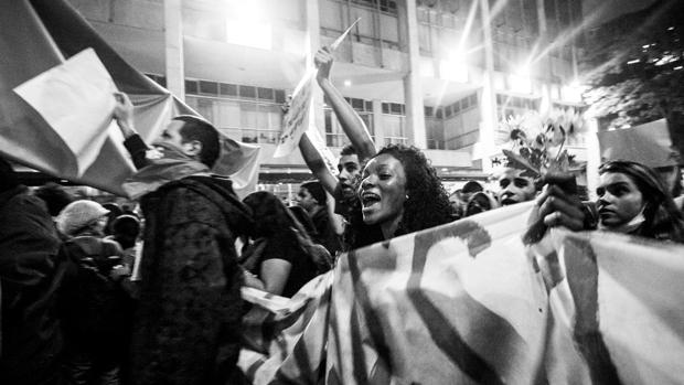 Manifestação contra o aumento das passagens em São Paulo