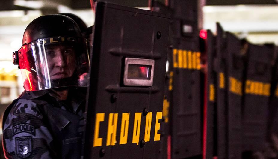 Protesto contra aumento da tarifa de ônibus tem 15 detidos