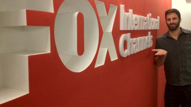 Rafinha Bastos anunciou contrato com a Fox em sua página no Twitter