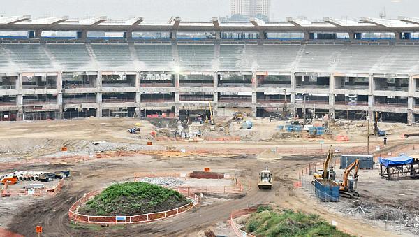Reformas no Maracanã para a Copa de 2014, no Brasil